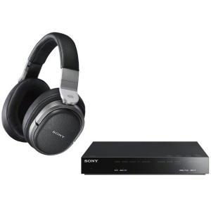 SONY MDR-HW700DS ソニー 9.1chワイヤレスデジタルサラウンドヘッドホンシステム MDRHW700DS|uatmalljp
