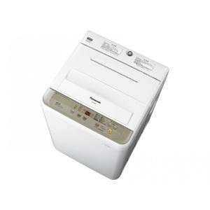 NA-F60B10-N パナソニック 6kg 全自動洗濯機 (シャンパン) 【配達日、時間指定不可】|uatmalljp
