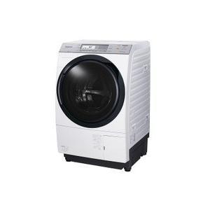 Panasonic / パナソニック ドラム洗濯乾燥機 NA-VX8700L-W クリスタルホワイト【大型商品 日にち、時間指定不可】|uatmalljp