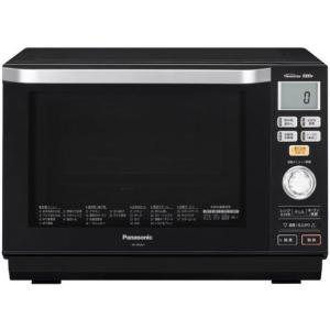 パナソニック オーブンレンジ 26L ブラック Panasonic エレック NE-MS261-K 【合計金額1万円以上代引き手数料無料! 】|uatmalljp