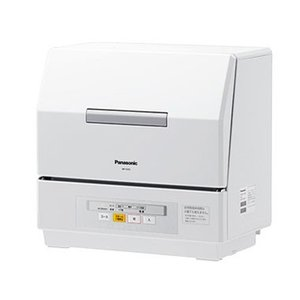 パナソニック 食器洗い乾燥機 プチ食洗 NP-TCR3-W ホワイト  【合計金額1万円以上代引き手数料無料! 】|uatmalljp