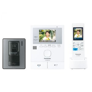 Panasonic / パナソニック どこでもドアホン VL-SWD220K 【テレビドアホン・インターホン】|uatmalljp