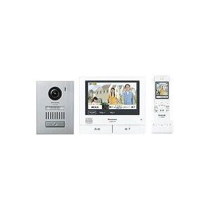 Panasonic ワイヤレスモニター付テレビドアホン VL-SWH705KS|uatmalljp