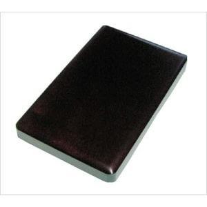 硯箱337 朱丹 6.0寸長 書道用具入れ 道具箱 ギフト 贈答品|ubido