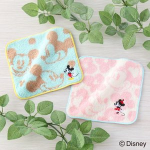 (SALE) Disney ディズニー スイートホイップ タオルハンカチ ウチノタオル