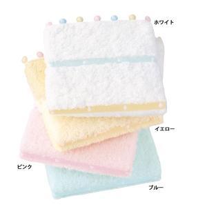 ふんわり柔らか、綿花の柔らかさがそのままタオルになりました。 そっと拭くだけで素早く水分を吸収。見た...
