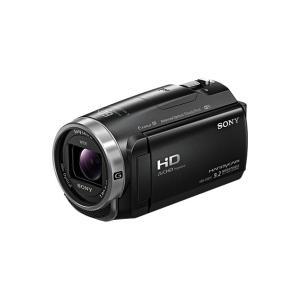 SONY デジタルビデオカメラ ハンディカム HDR-CX675(B)|uchinoneko