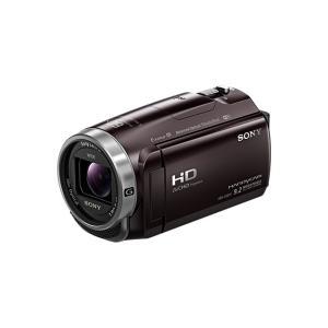 SONY デジタルビデオカメラ ハンディカム HDR-CX675(T)|uchinoneko
