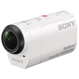 SONY デジタルHDビデオカメラレコーダー アクションカム ミニ HDR-AZ1-W|uchinoneko