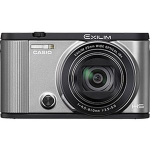 カシオ デジタルカメラ HIGH SPEED EXILIM EX-ZR1600SR [シルバー]|uchinoneko