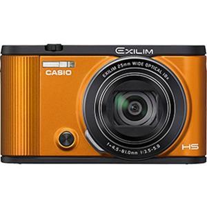 カシオ デジタルカメラ HIGH SPEED EXILIM EX-ZR1600EO [オレンジ]|uchinoneko