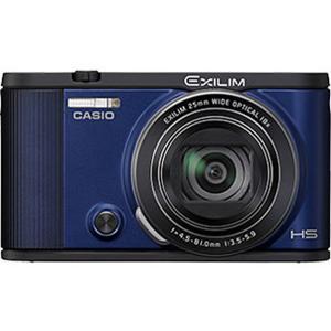 カシオ デジタルカメラ HIGH SPEED EXILIM EX-ZR1600BE [ブルー]|uchinoneko