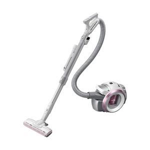 シャープ EC-QX310-P 軽量プラズマクラスター&遠心分離サイクロン掃除機 ピンク系|uchinoneko