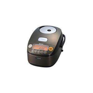 象印 圧力IH炊飯器 5.5合 極め炊き NP-BE10-TD[ダークブラウン]|uchinoneko
