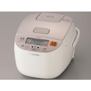 象印 炊飯器 極め炊き NL-BB05-WM (シャンパンホワイト) マイコン炊飯ジャー|uchinoneko