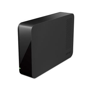 バッファロー 外付けハードディスク DriveStation HD-LC2.0U3-BK [ブラック]|uchinoneko