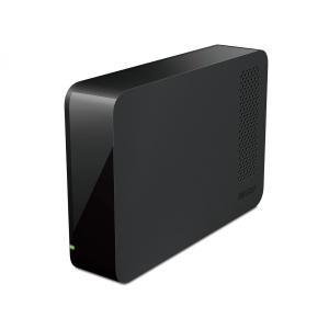 バッファロー 外付けHDD HD-LC2.0U3-BKD 2TB uchinoneko