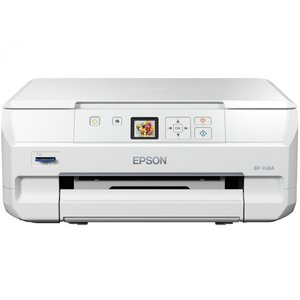 EPSON プリンター インクジェット複合機 カラリオ EP-708A|uchinoneko