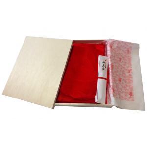豪華木箱入り 最高級の正絹(シルク)還暦祝い 長寿祝着ちゃんちゃんこセット