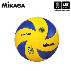 ミカサ MIKASA バレーボール検定球5号(国際公認球) バレーボール/MVA300/2017年継続モデル(メール便不可)[自社] uchiyama-sports
