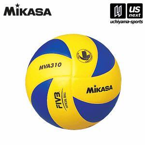 ミカサ MIKASA バレーボール 練習球5号 MVA310/一般/大学/高校/2017年継続モデル(メール便不可)[自社] uchiyama-sports
