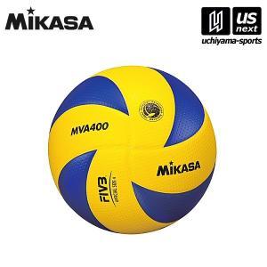 [自社]ミカサ MIKASA バレーボール検定球4号 バレーボール/MVA400/2017年継続モデル(ネコポス不可)|uchiyama-sports