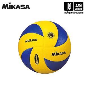 [自社]ミカサ MIKASA 検定球 小学生バレーボール4号 バレーボール/MVA500/2017年継続モデル(ネコポス不可)|uchiyama-sports