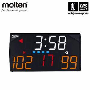 モルテン molten カウント表示板/得点板/カウンター デジタイマ110X UX0110 デジタイマー ストップウォッチ バスケットボール(ネコポス不可)