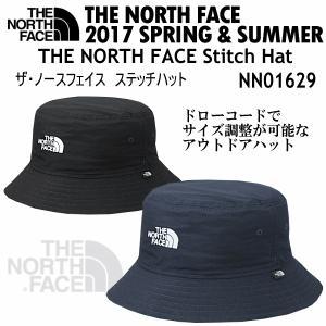 [物流]ザ・ノースフェイス アウトドアハット ステッチハット NN01629/THE NORTH FACE/2017年春夏新色(ネコポス不可)|uchiyama-sports