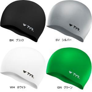 [物流]ティア TYR シリコンキャップ LCS/水泳用品/スイムキャップ/水泳帽/20 17年春夏継続モデル[M便 1/2]|uchiyama-sports|02
