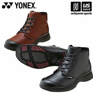 ヨネックス YONEX メンズ ウィンターブーツ パワークッションM93HS SHWM93HS/ウォーキングシューズ/2017〜18年秋冬モデル(ネコポス不可)[自社] uchiyama-sports
