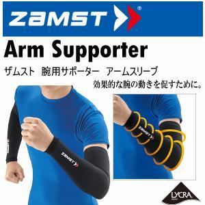 ザムスト ZAMST 腕用サポーター アームスリーブ 両腕入り/腕サポーター/2016年継続モデル(ネコポス不可)