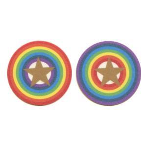 宇宙パワーパッチ(あっぷりけ) 58ミリ アイロンで接着 開運・成就・幸福|uchumura