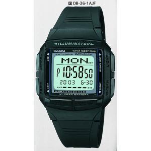 チープカシオ DB-36-1AJF  CASIO  カシオ チプカシ チープカシ チプカシオ ポイント消化|udetokei-watch