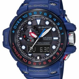 GWN-1000H-2AJF G-SHOCK Gショック CASIO カシオ   ガルフマスター GULFMASTER メンズ 腕時計 電波ソーラー世界6局