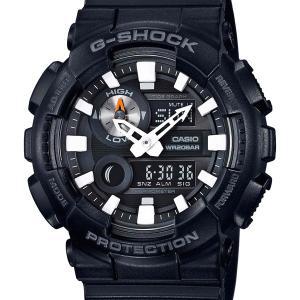 GAX-100B-1AJF G-SHOCK ジーショック Gショック CASIO カシオ G-LIDE ジーライド 黒 ブラック メンズ 腕時計 送料無料 温度計測機能