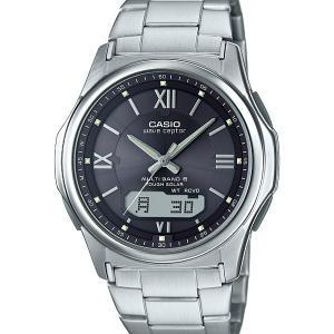 WVA-M630D-1A4JF WAVE CEPTOR ウェーブセプター CASIO カシオ ソーラー電波時計 ブラック メンズ 腕時計 国内正規品 送料無料