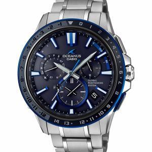 OCW-G1200-1AJF OCEANUS オシアナス CASIO カシオ オシアナス GPS  メンズ 腕時計 送料無料 国内正規品|udetokei-watch