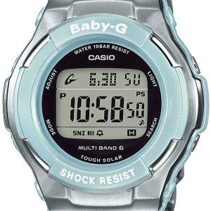 BGD-1300D-2JF CASIO カシオ BABY-G ベイビージー ベビージー デジタル ソーラー電波 青 ブルー レディース 腕時計 送料無料 国内正規品