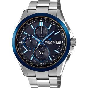 OCW-T2600G-1AJF CASIO カシオ OCEANUS  オシアナス アナログ チタン メタルバンド ソーラー電波 メンズ 腕時計 送料無料 国内正規品|udetokei-watch