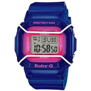 BGD-501FS-2JF CASIO カシオ BABY-G ベイビージー ベビージー デジタル ビビッドカラー 青 ブルー レディース 腕時計 国内正規品