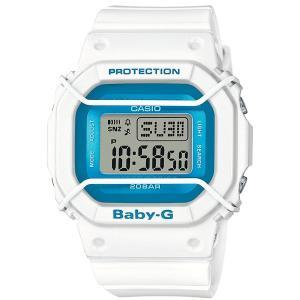 BGD-501FS-7JF CASIO カシオ BABY-G ベイビージー ベビージー デジタル ビビッドカラー ホワイト 白色 レディース 腕時計 国内正規品