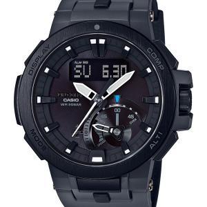 PRW-7000-8JF PROTREK プロトレック CASIO カシオ アースカラー 電波ソーラー タフソーラー ブラック 黒 メンズ 腕時計 国内正規品 送料無料
