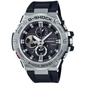 GST-B100-1AJF G-SHOCK メタル Gショック ジーショック ジーショック CASIO カシオ モバイルリンク機能 G-STEEL Gスチール メンズ 腕時計 国内正規品 送料無料