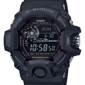 GW-9400J-1BJF G-SHOCK Gショック ジーショック CASIO カシオ レンジマン 高度 気圧 温度 方位 メンズ 腕時計 国内正規品 送料無料