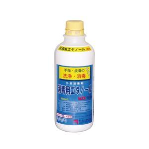消毒用エタノールMIX (兼一薬品工業)500mLの画像