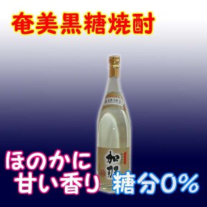 奄美黒糖焼酎 加那 30% 1800ml 瓶|ueharahonten