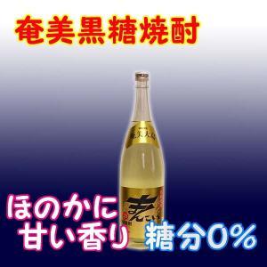 奄美黒糖焼酎 まんこい(満恋) 25% 1800ml 瓶|ueharahonten