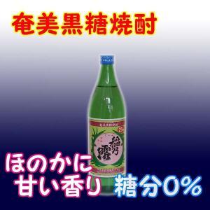 奄美黒糖焼酎 稲乃露(稲の露) 25% 900ml 瓶 ueharahonten