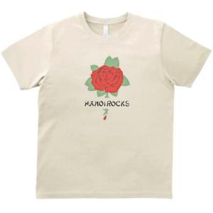 ハノイ・ロックス Hanoi Rocks  音楽・ロック・シネマ Tシャツ サンドの画像